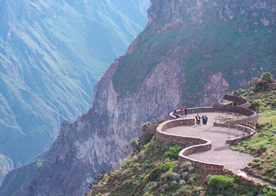 Colca Trekking 2 Days 1 Nights1